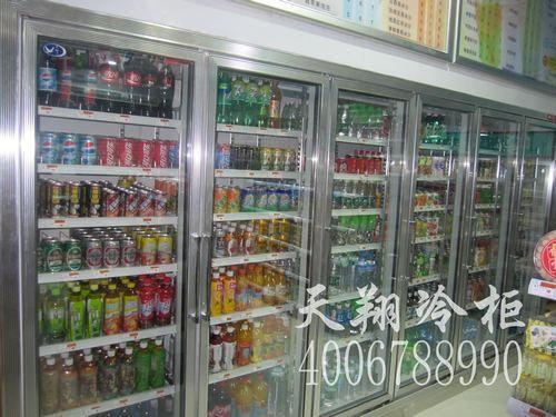 便利店冷柜