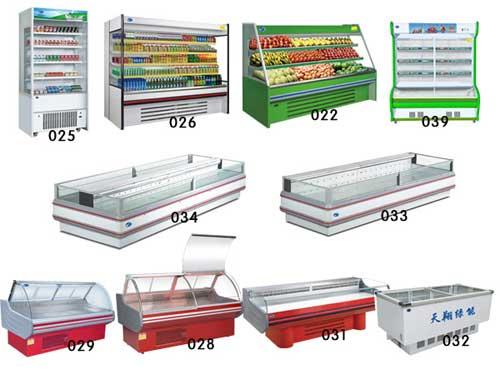 超市冷柜案例